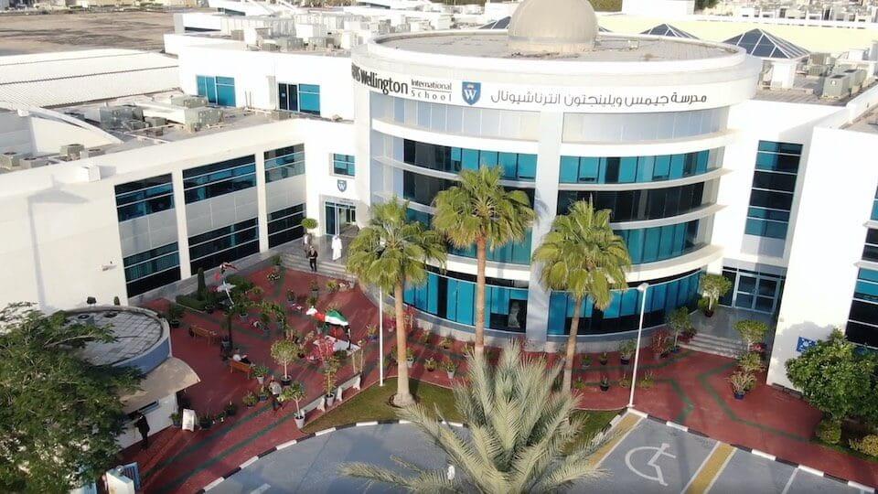 مدرسه جیمز ولینگتون از بهترین مدارس دبی -بهروزسیر