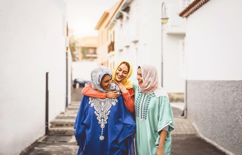 ملیتهای مختلف در دبی - بهروزسیر